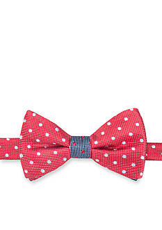 Saddlebred® Pre-Tied Two Sided Verbena Dot Bow-Tie