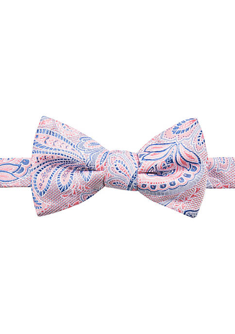 Saddlebred® Pre-tied Essential Chris Paisley Bow Tie