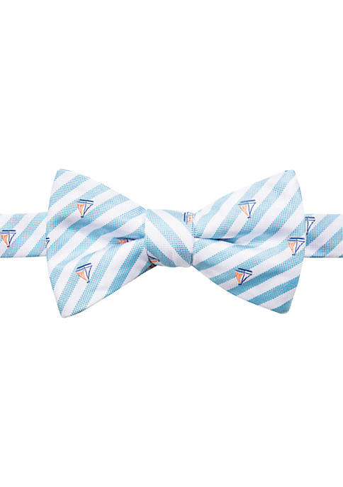 Saddlebred® Pre-Tied Charter Boat Novelty Bow Tie