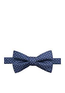 Saddlebred® Ventura Dot Bow Tie