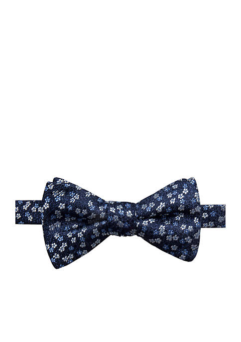Saddlebred® Alexander Floral Bow Tie