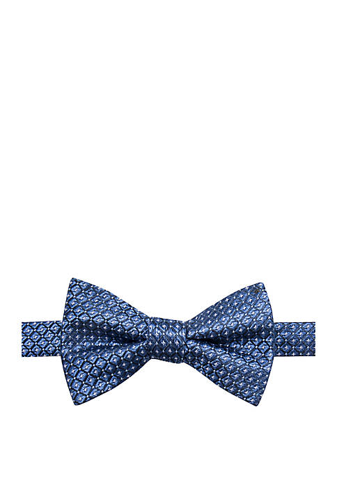 Saddlebred® Blaise Connected Neat Bow Tie