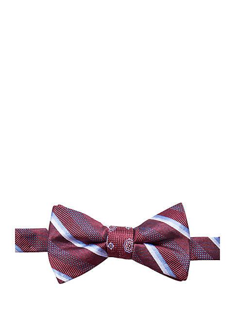 Hamilton Contrast Bow Tie