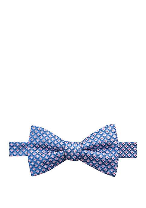 Saddlebred® Fann Pre-Tied Bow Tie