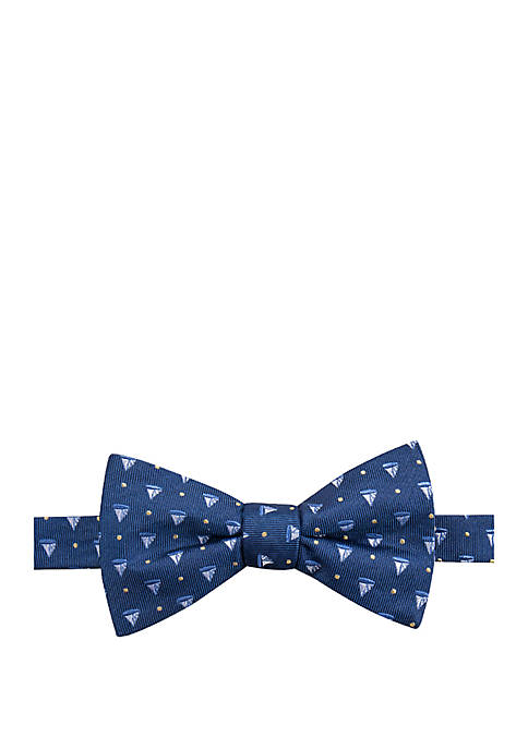 Saddlebred® Captain Sailboat Bow Tie