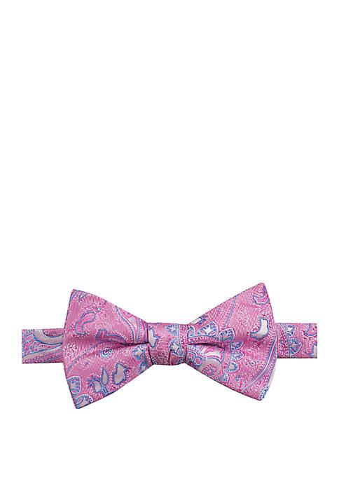 Saddlebred® Ardmore Paisley Bow Tie