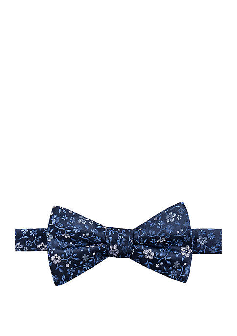 Saddlebred® Carling Floral Bow Tie