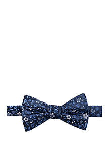 Saddlebred® Carling Floral Bow Tie