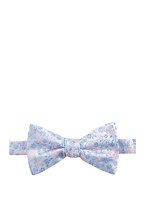 Carling Floral Bow Tie