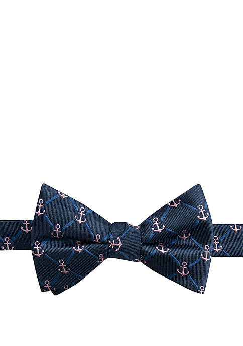 Saddlebred® Mason Anchor Bow Tie