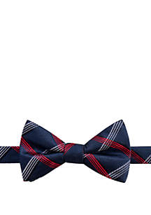 fc1c6abb741d Saddlebred® Octave Plaid Bow Tie · Saddlebred® Milan Check Bow Tie