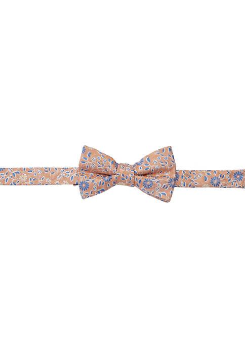 Crown & Ivy™ Floral Bow Tie