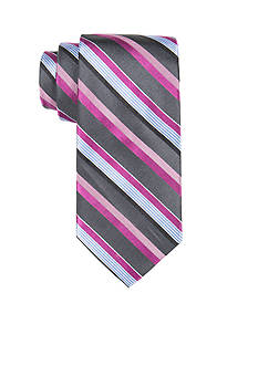 Saddlebred® Extra Long Sumter Stripe Tie