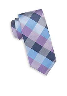 Extra Long Kaela Check Tie