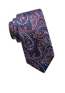 Big & Tall Extra Long Jules Paisley Tie