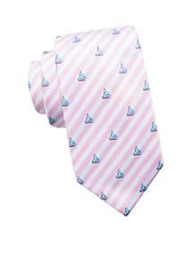 Saddlebred Extra Long Charter Boat Tie