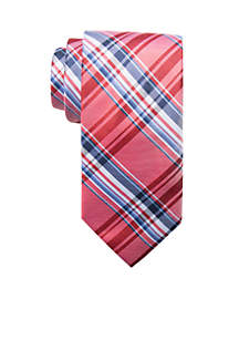 Big & Tall Extra Long Camden Large Plaid Tie