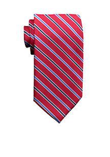 Extra Long Carter Stripe Tie