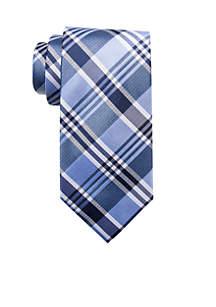 Adrian Plaid Tie