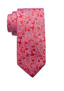Kylie Paisley Print Neck Tie
