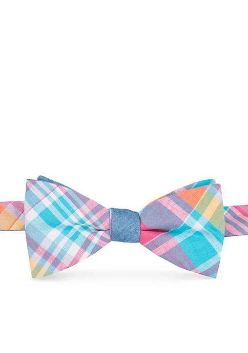 Saddlebred® Rev Sea Aidan Madras Tie