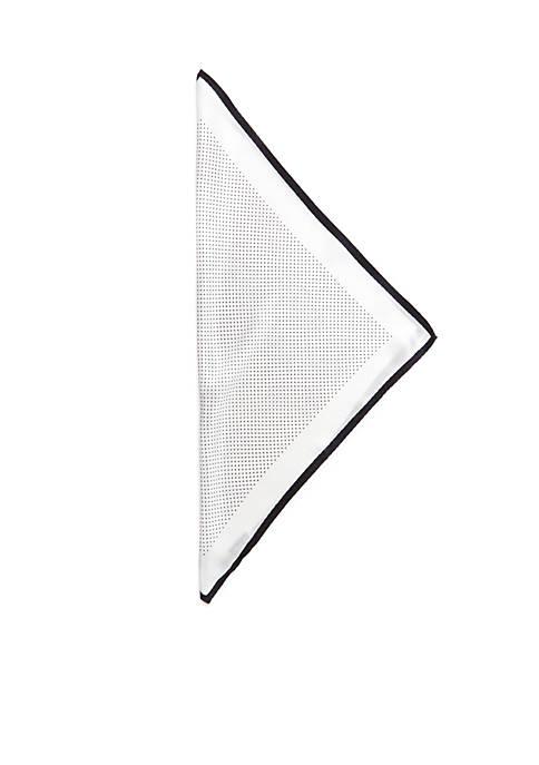 Pin Dot Pocket Square