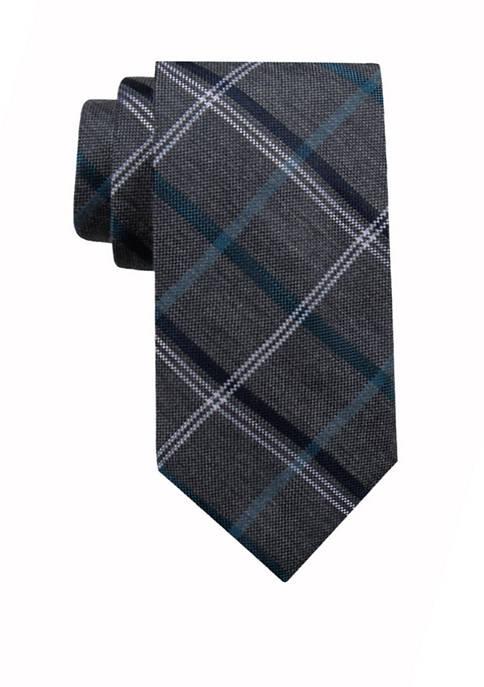 Big & Tall Quinton Plaid XL Tie