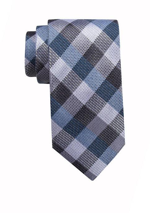 Saddlebred® Big & Tall Topher Check XL Tie