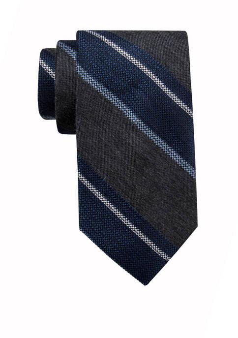 Big & Tall Orion Stripe XL Tie
