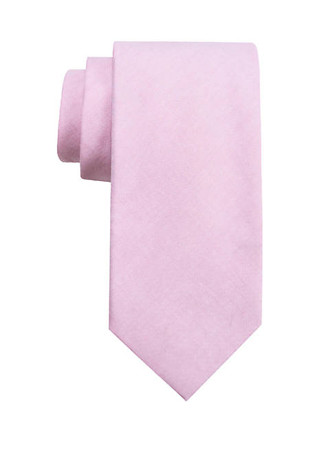 Crown & Ivy™ Extra Long Edmond Solid Tie