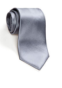 Extra Long Derby Solid Tie