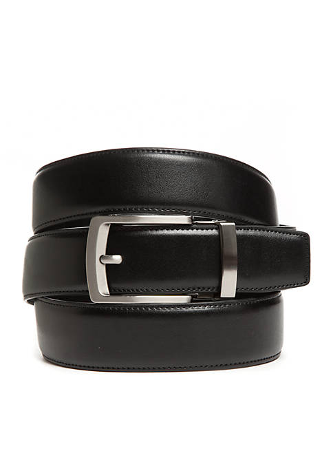 Exact Fit Mens Dress Casual Belt