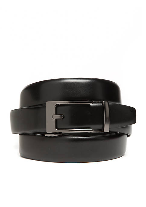 Exact Fit Dress Mens Belt