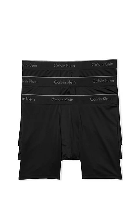 Calvin Klein Microfiber Stretch Boxer Briefs