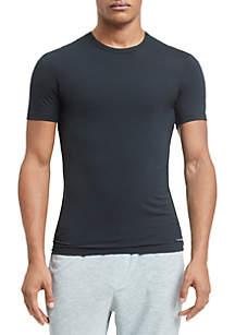 Calvin Klein Ultra Soft Modal Crew Neck T Shirt