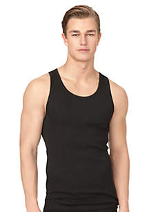 3-Pack Ribbed Tank Top