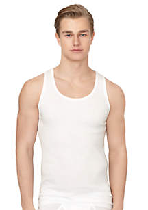 Calvin Klein 3-Pack Ribbed Tank Top