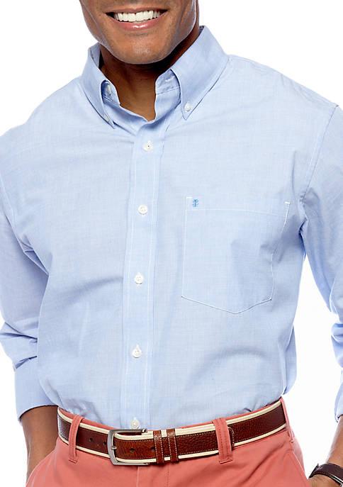 IZOD Button Down Woven Shirt