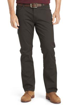 3-Pack IZOD Weekender 5 Pocket Stretch Twill Pants