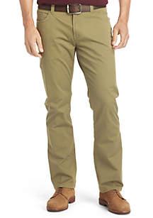 Weekender 5 Pocket Stretch Twill Pants