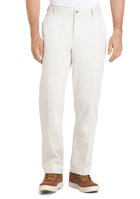 IZOD Saltwater Classic-Fit Stretch Chino Pants