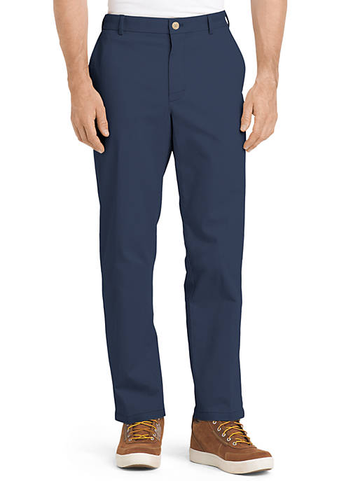 Saltwater Classic-Fit Stretch Chino Pants