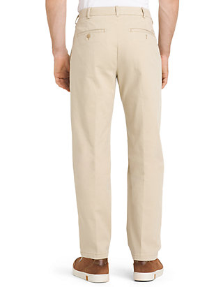 IZOD Mens Saltwater Straight Fit Five Pocket Pant