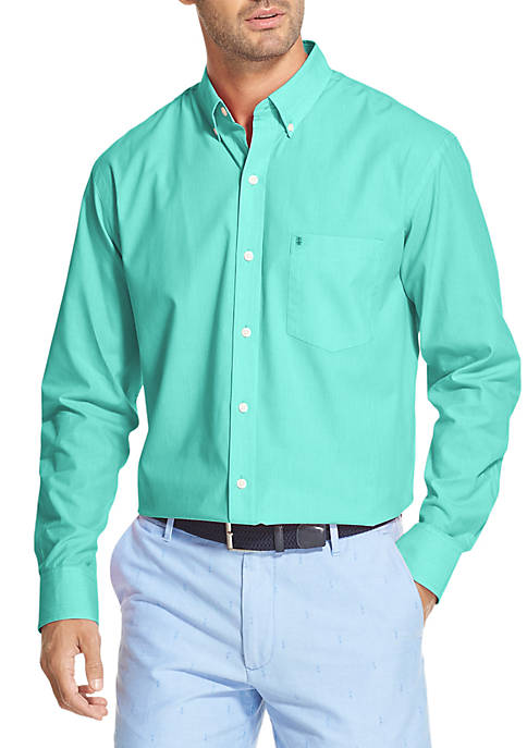 Premium Essentials Slim Button Down Shirt