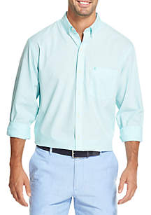 IZOD Premium Essentials Slim Button Down Shirt