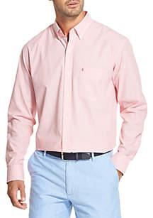 IZOD Premium Essentials Slim Button Down Shirt