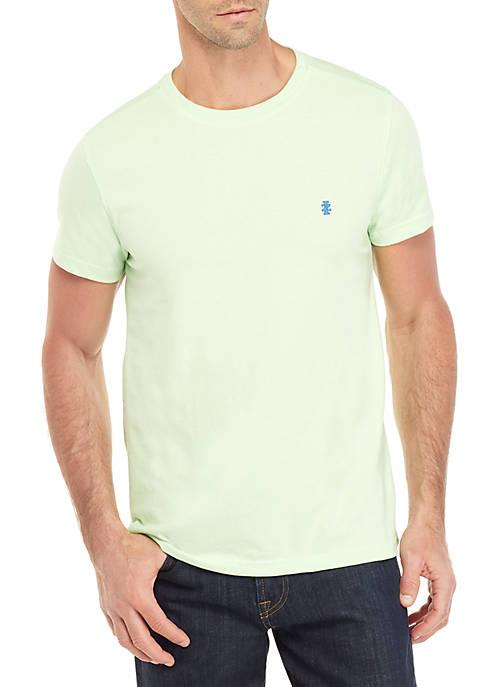 Saltwater Slim Crew Neck T Shirt