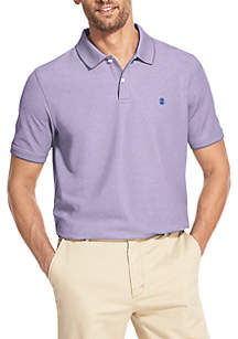 IZOD Advantage Performance Slim Polo Shirt