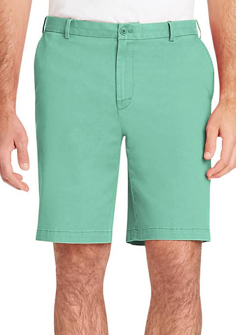 9.5 in Saltwater Stretch Slim Chino Shorts