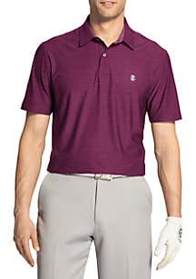 Short Sleeve Title Holder Polo